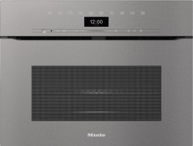 Miele H 7440 BMX oven with microwave graphite grey (11104410)
