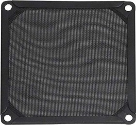 Akasa aluminium Fan Filter 80x80mm (GRM80-AL01-BK)