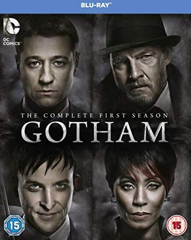 Gotham Season 1 (Blu-ray) (UK) -- via Amazon Partnerprogramm
