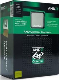 AMD Opteron 175, 2C/2T, 2.20GHz, boxed (OSA175CDBOX)