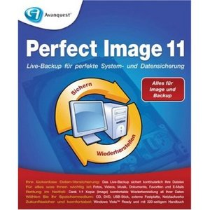 Avanquest: Perfect Image 11.0 (deutsch) (PC) (AQ-14302)