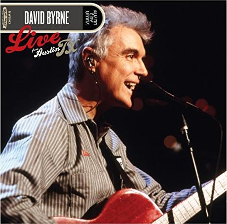 David Byrne - Live From Austin, TX -- via Amazon Partnerprogramm
