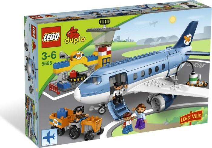 LEGO DUPLO Flughafen - Großer Flughafen (5595) -- via Amazon Partnerprogramm
