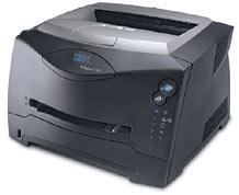 IBM Infoprint 1412, B&W-laser