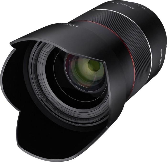 Samyang AF 35mm 1.4 FE do Sony E czarny (1211006101)