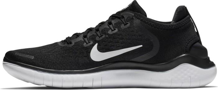 Nike Free RN 2018 schwarzweiß (Herren) (942836 001) ab € 82,99