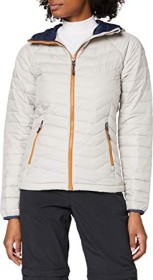 Columbia Powder Lite Jacke light cloud (Damen) (1699071-020)