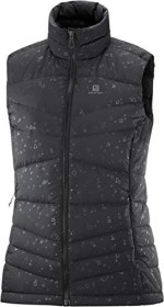 Salomon Transition Down Vest Jacke black/ao (Damen) (C13901)