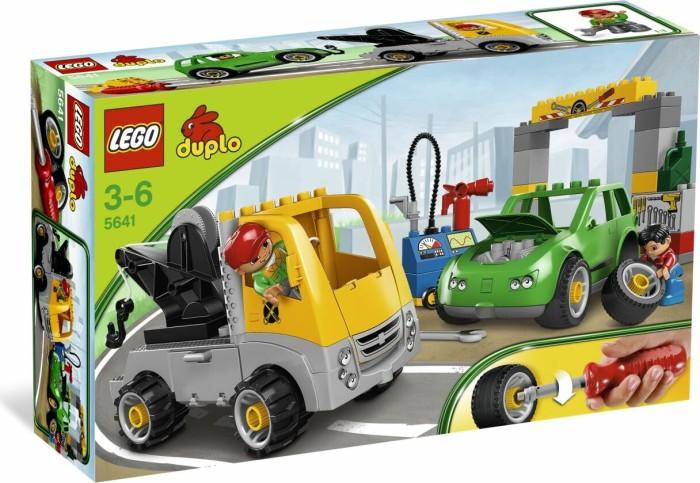 LEGO DUPLO Verkehr - Werkstatt (5641) -- via Amazon Partnerprogramm