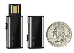 Super Talent Pico mini-C 4GB, USB-A 2.0 (STU4GMCK)