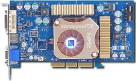 Albatron FX5900XTV, GeForceFX 5900XT, 128MB DDR, DVI, ViVo