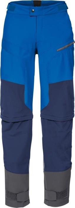 VauDe Morzine ZO II Fahrradhose hydro blue (Herren)