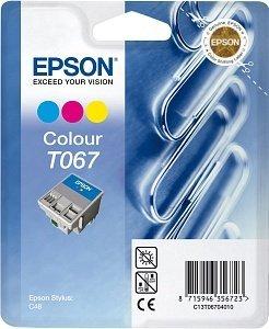 Epson T067 Tinte farbig (C13T06704010)
