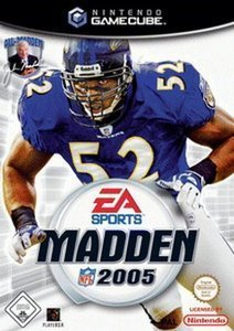 EA Sports Madden NFL 2005 (deutsch) (GC)
