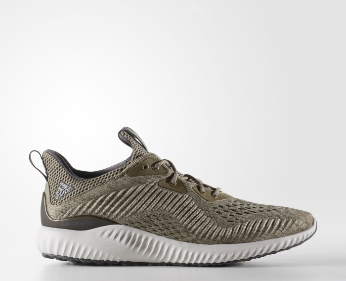 68d6334dc6e4 adidas Alphabounce EM trace olive trace cargo grey one (Herren) (BW1203