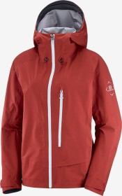 Salomon Outpeak 3L Light Jacke red dhalia (Damen) (C13811)
