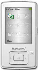 Transcend MP860 8GB white (TS8GMP860)