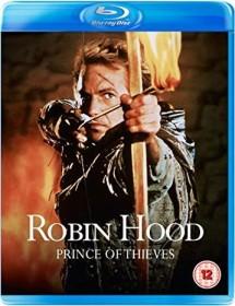 Robin Hood - Prince of Thieves (Blu-ray) (UK)