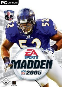EA Sports Madden NFL 2005 (German) (PC)