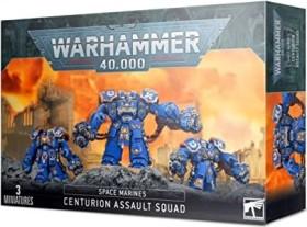 Games Workshop Warhammer 40.000 - Space Marines - Assault Squad (99120101212)