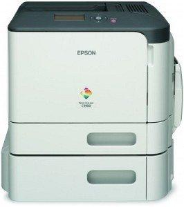 Epson AcuLaser C3900DTN, Farblaser (C11CB46021BY)