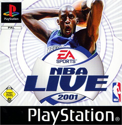EA Sports NBA Live 2001 (PS1) -- via Amazon Partnerprogramm