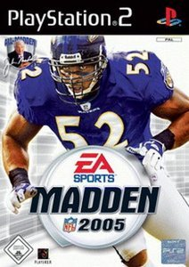 EA Sports Madden NFL 2005 (niemiecki) (PS2)