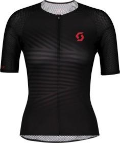 Scott RC Premium Climber Trikot kurzarm black/lollipop pink (Damen) (275316-6455)
