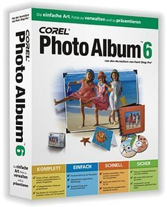 Corel/Jasc: Photo Album 6.0, ESD (multilingual) (PC)