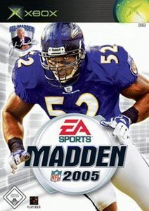 EA Sports Madden NFL 2005 (German) (Xbox)
