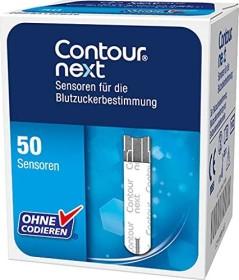 Bayer Contour Next Teststreifen, 50 Stück