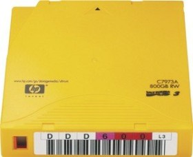 HPE Ultrium LTO-3 cassette (C7973A)
