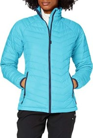 Columbia Powder Lite Jacke atoll (Damen) (1699071-404)