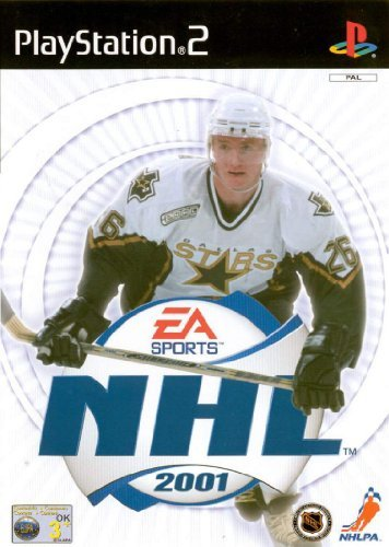 EA Sports NHL 2001 (niemiecki) (PS2) -- via Amazon Partnerprogramm