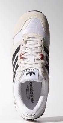 adidas ZX 700 chalk whitecore blackred (Damen) (M20979) ab ? 54,95