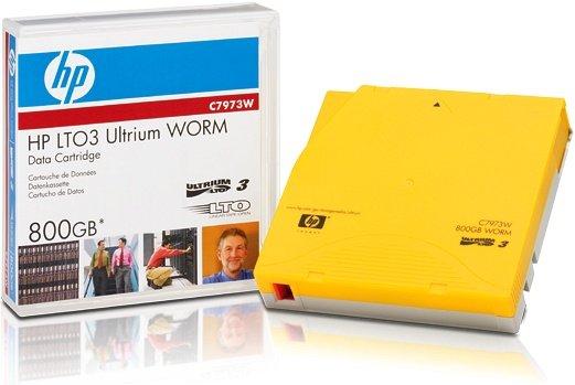 HP Ultrium LTO-3 WORM Kassette (C7973W)