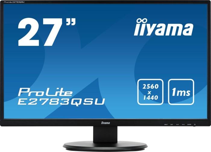 """iiyama ProLite E2783QSU-B1, 27"""""""