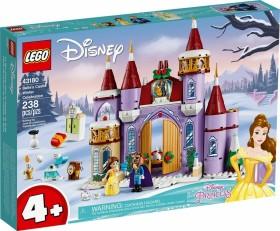 LEGO Disney Princess - Belle's Castle Winter Celebration (43180)