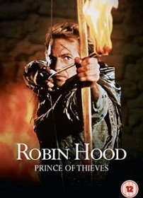 Robin Hood - Prince of Thieves (DVD) (UK)