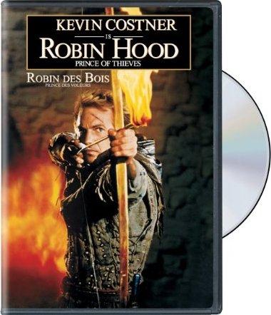 Robin Hood - Prince of Thieves (UK) -- via Amazon Partnerprogramm