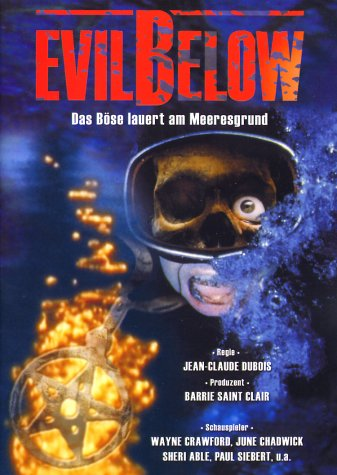 Evil Below - Das Böse lauert am Meeresgrund -- via Amazon Partnerprogramm