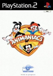 Animaniacs (German) (PS2)