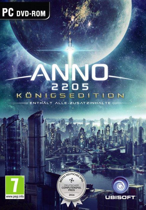 Anno 2205 - Königs-Edition (PC)