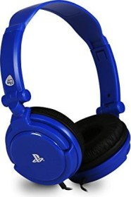 4Gamers Pro4-10 Stereo Gaming Headset blau