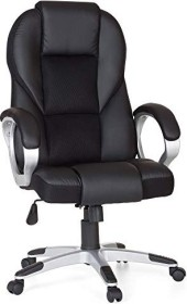 Amstyle Race office chair, black (SPM1.133)