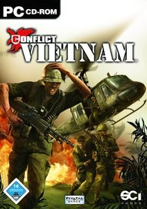 Conflict: Vietnam (German) (PC)