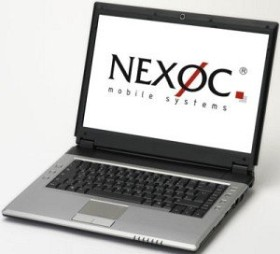 Nexoc E617 II, Core Duo T2450 2.00GHz, 2GB