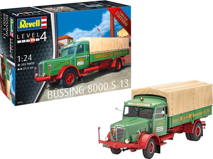 Revell Büssing 8000 S13 (07555)