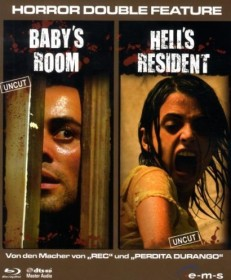 Baby's Room/Hell's Resident (Blu-ray)