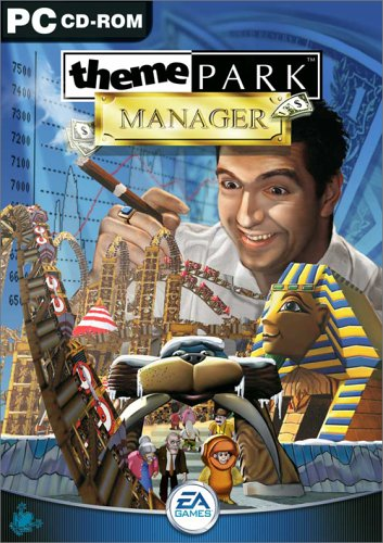 Theme Park Manager (niemiecki) (PC) -- via Amazon Partnerprogramm